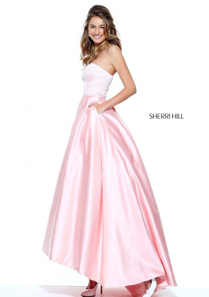 442 besten Sherri Hill Bilder auf Pinterest | Ballkleider ...