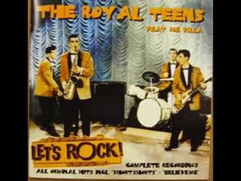 The Royal Teens.....*Carole* 1950's - YouTube