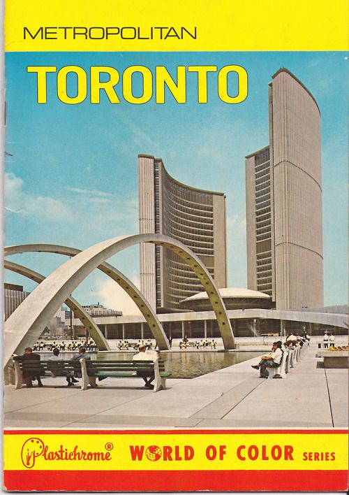 Metropolitan Toronto from the 60's