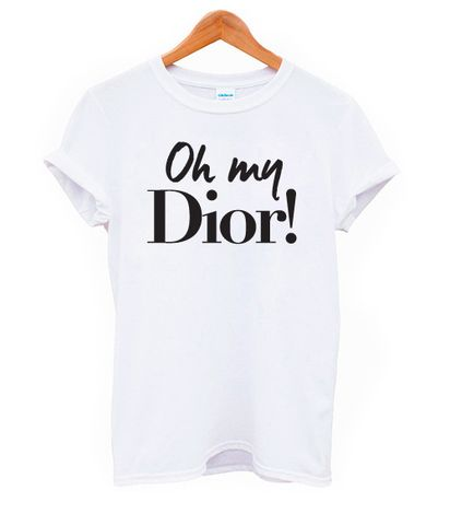 Camiseta OH MY DIOR