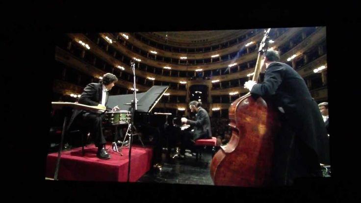 Stefano Bollani Trio, Autumn Leaves, #TeatroAllaScala #JazzMusic #Milano