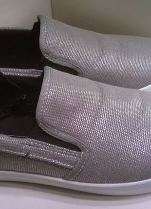 Kup mój przedmiot na #vintedpl http://www.vinted.pl/damskie-obuwie/obuwie-sportowe/9950363-zara-tenisowki-gladkie-na-lato-r36-szare