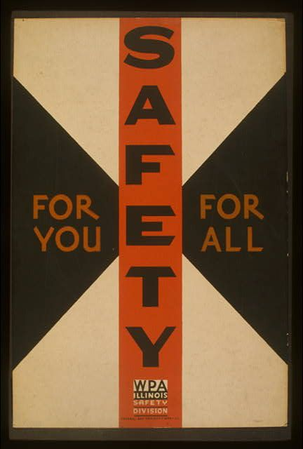 Safety for you, for all