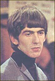 The Beatles... George Harrison.