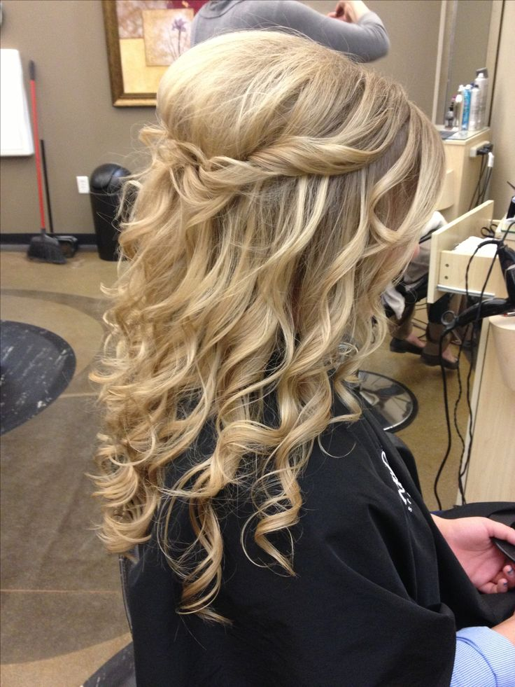 Prom Hairstyles For Long Hair Pleasing 11 Best Special Event Hair Images On Pinterest  Wedding Hair Styles