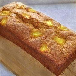 Pain moelleux à l'ananas et au zucchini @ http://qc.allrecipes.ca