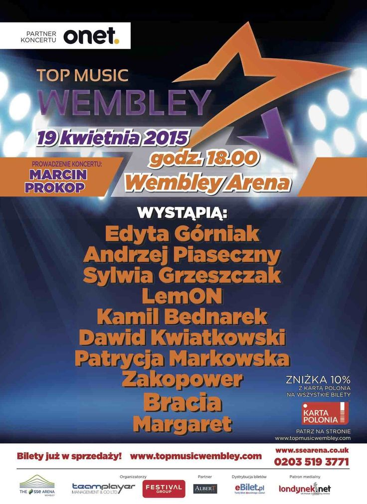TOP Music Wembley