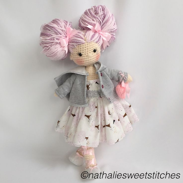 How To Knit Amigurumi Dolls : 17 Best images about Crochet Doll Inspiration on Pinterest ...
