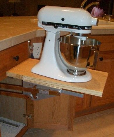 Rev A Shelf Heavy Duty Mixer Lift Kitchenaid Stand Mixer