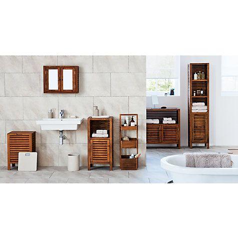Buy John Lewis Dune Bathroom Bin, Sandstone Online at johnlewis.com Bin