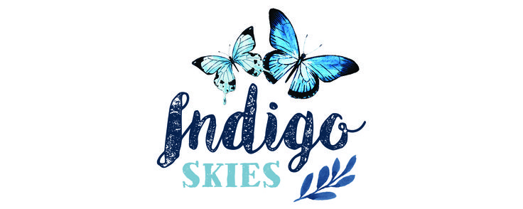 Kaisercraft's Indigo Skies Collection - In Store @ Anna's now.
