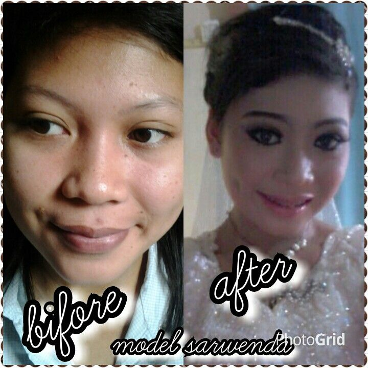 bifore vs after