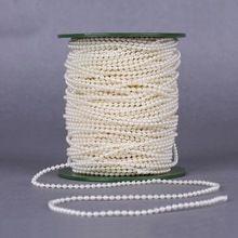 10 Meters/bag 3 ММ жемчужные бусы цепи леска цветочная гирлянда люстра нитей искусственный жемчуг для свадьбы украшения(China (Mainland))