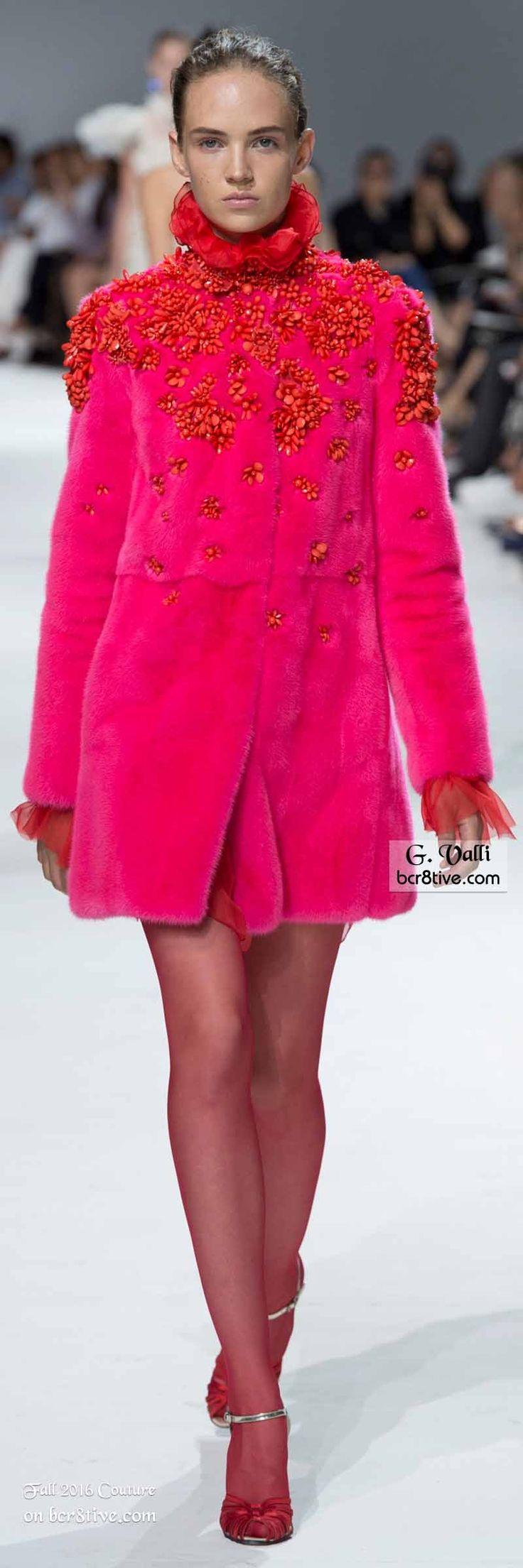 Giambattista Valli - The Best Fall 2016 Haute Couture Fashion