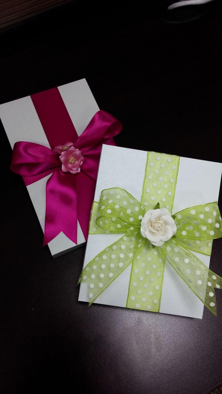 Wedding Card Boxes.