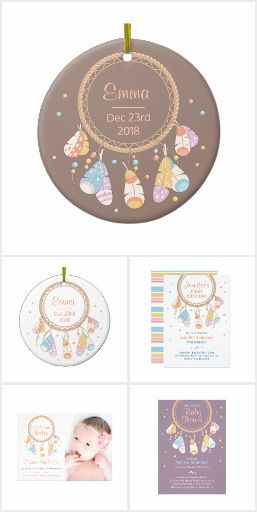 Dreamcatcher Baby Shower / New Baby / Birthday