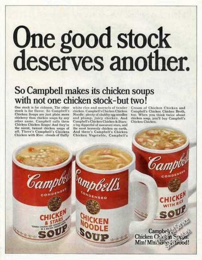 Campbells Soup Kitchen Toronto