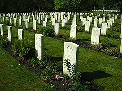 Canadian cemetery inOverijssel,de Holterberg