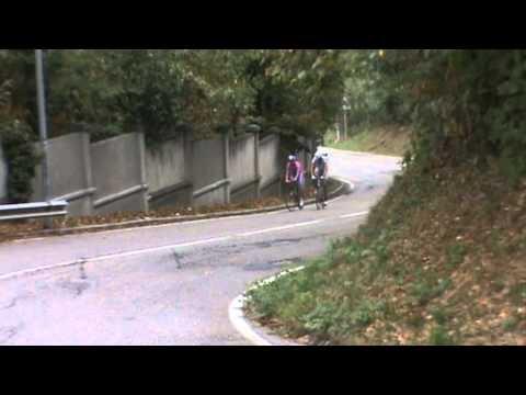 Milano - Torino 2 km to finish... Purito Rodriguez and Alberto Contador