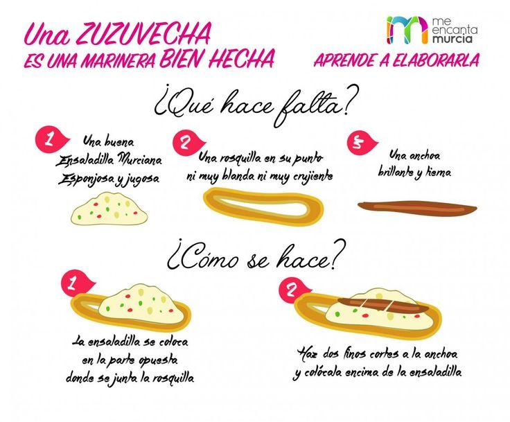 Como se hace una Zuzuvecha