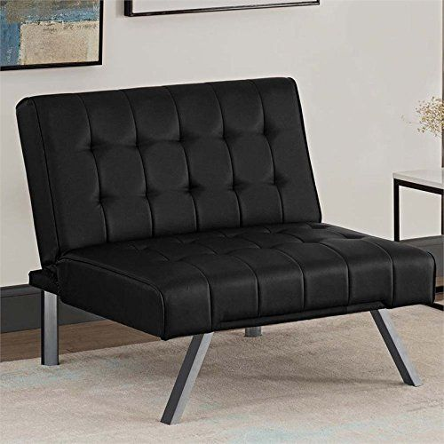 #DHP #Emily #Futon #Sofa #Bed, #Modern #Convertible #Couch With #Chrome #Legs Dimensions: 71W x 34D x 32H in. Frame constructed of sturdy metal in silver Covered in soft velvet material https://homeandgarden.boutiquecloset.com/product/dhp-emily-futon-sofa-bed-modern-convertible-couch-with-chrome-legs/