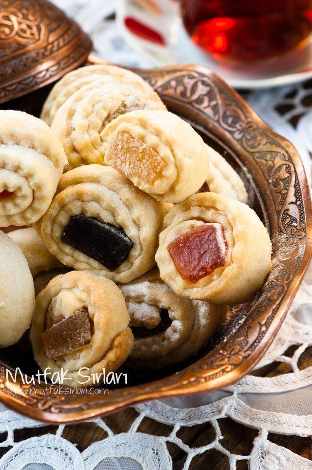 Lokumlu Kurabiye & Bayram İkramı Tarifi | Mutfak Sırları