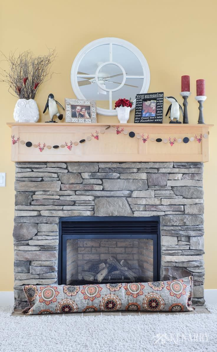 Best 25 Fireplace Draft Stopper Ideas On Pinterest