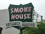 Smoke House Restaurant - Toluca Lake (Burbank) famous for their garlic bread
