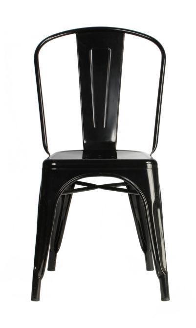 Replica Xavier Pauchard Tolix Chair - Powder Coated Matt Blatt $59