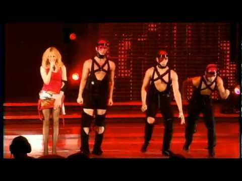 Kylie Minogue - Can't Get You Out Of My Head (Body Language) HQ - YouTube