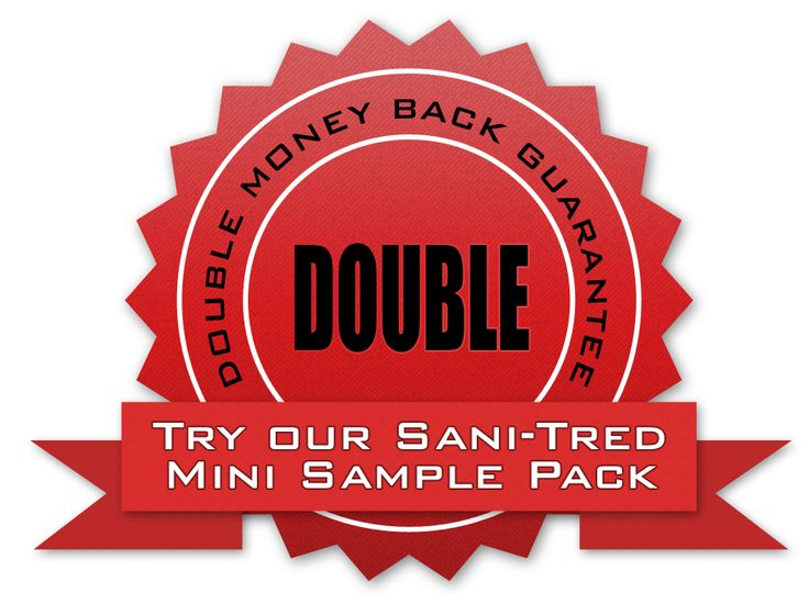 Sani Tred Basement Waterproofing Reviews Part - 35: Try Our Sani-Tred Mini Sample Pack And Avail Our Double Money Back  Guarantee!