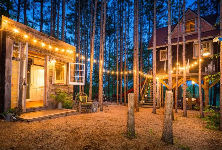 Tree houses for rent in Southern Ontario
