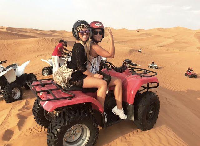 Dubai - sjekk ut denne spennende venninneturen til Ali Babas Rike!