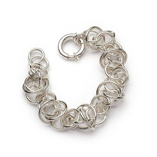 Uber Fiddle Styx Bracelet | Lisa Ridout Exclusive Jewellery