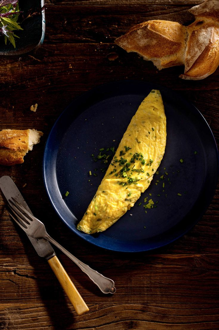 "NYT Cooking: The omelet is the egg taken to its very highest form. With nothing more than salt and the tiniest amount of butter added, the omelet celebrates the richness of eggs without distracting from their delicacy. <span class=""photo-video-credit"">Photographs by Francesco Tonelli for The New York Times. Videos by Alexandra Eaton and Shaw Lash.</span>"