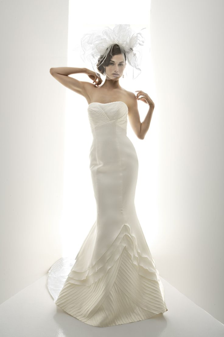 Matthew Christopher Couture, Moët Gown, Front View