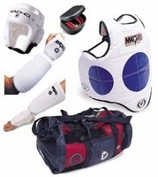 A very good present for this holidays ;) Taekwondo set $89.95