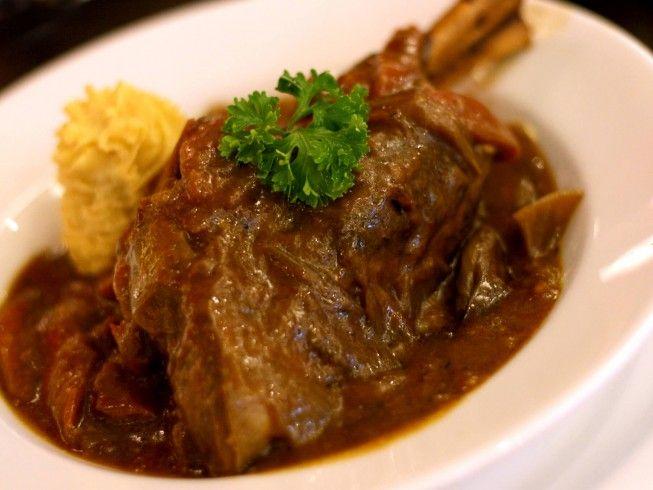 Savory Lamb Chop Casserole