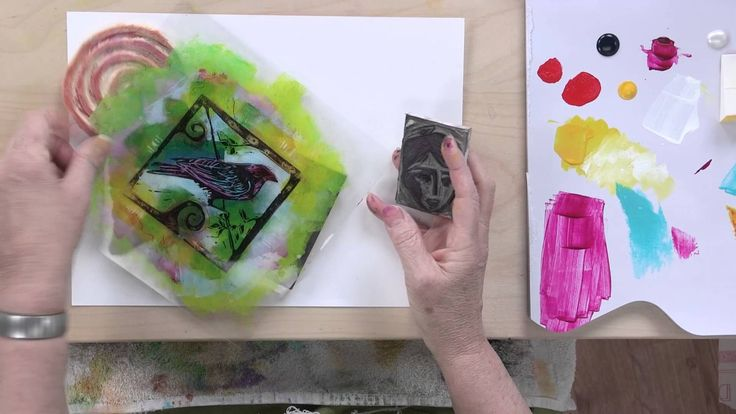 Acrylic Painting Techniques: Exploring Surfaces Preview with Chris Cozen