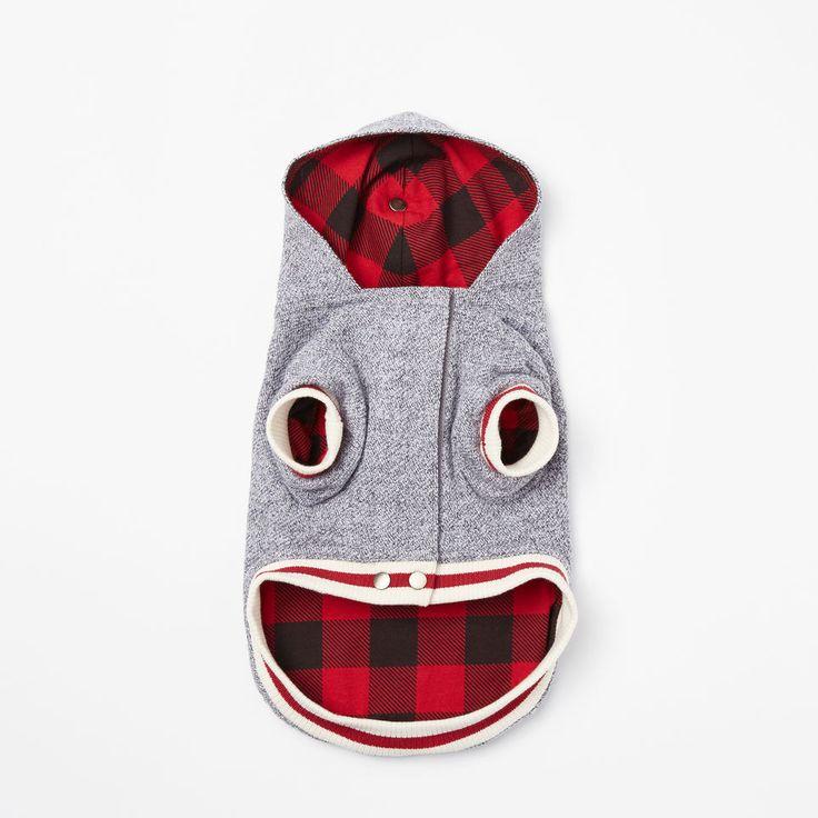 Canada Pooch Hoody Size 16