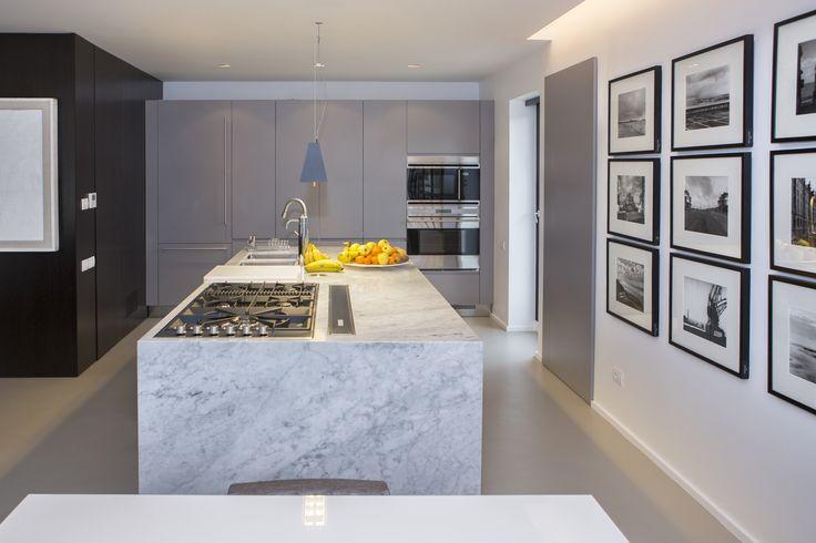 Materia Applicata - cucina in marmo