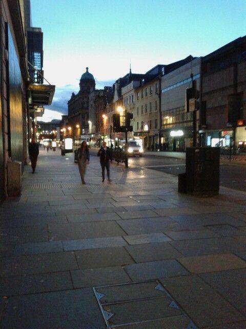 Argyle Street , Glasgow