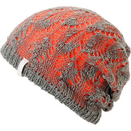 Double knit w/ lace.