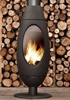Pivot Stove & Heating Company - Wood Freestanding - Medium
