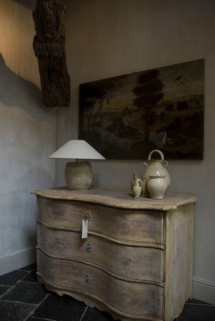 Pin by huisno26 wonen landelijke stijl on home painting for Landelijke kleuren verf