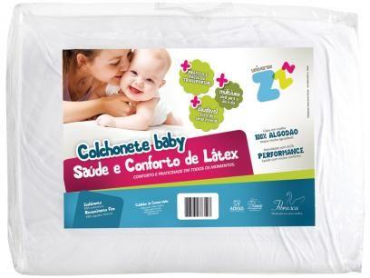 Colchonete para Berço Desmontável Baby - Fibrasca com as melhores condições você encontra no Magazine Luisacesar. Confira!