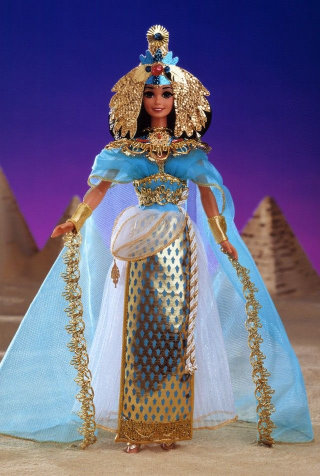 1994 Egyptian Queen Barbie® | Barbie Great Eras Collection *WORLD CULTURE