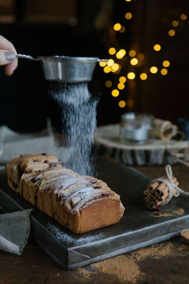 Perníkový trhací chlebík a návod ako prežiť zimu | The Story of a Cake | Bloglovin'