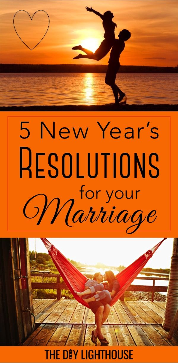 New Year's Resolutions for your Marriage | tips and advice for how to repair, rebuild, reboot, reinvigorate, and rekindle your marriage in the new year | New Years resolution ideas for your relationship | Marriage and family therapy tips and ways to love each other more | How to build your relationship with your spouse or partner | 5 fun and creative ways to make marriage more fun and loving.