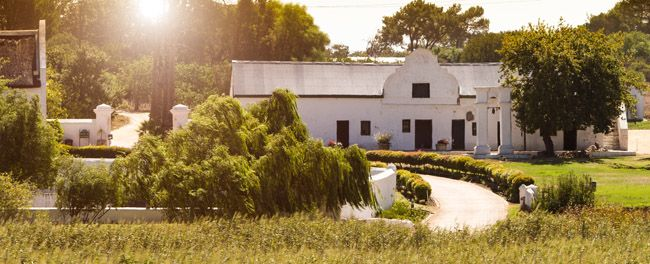 Hazendal Wine Estate, Stellenbosch, Heritage